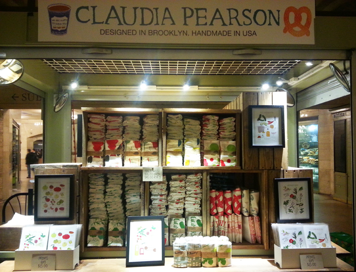 GOINGS ON: NATIONAL STATIONERY SHOW | Claudia Pearson